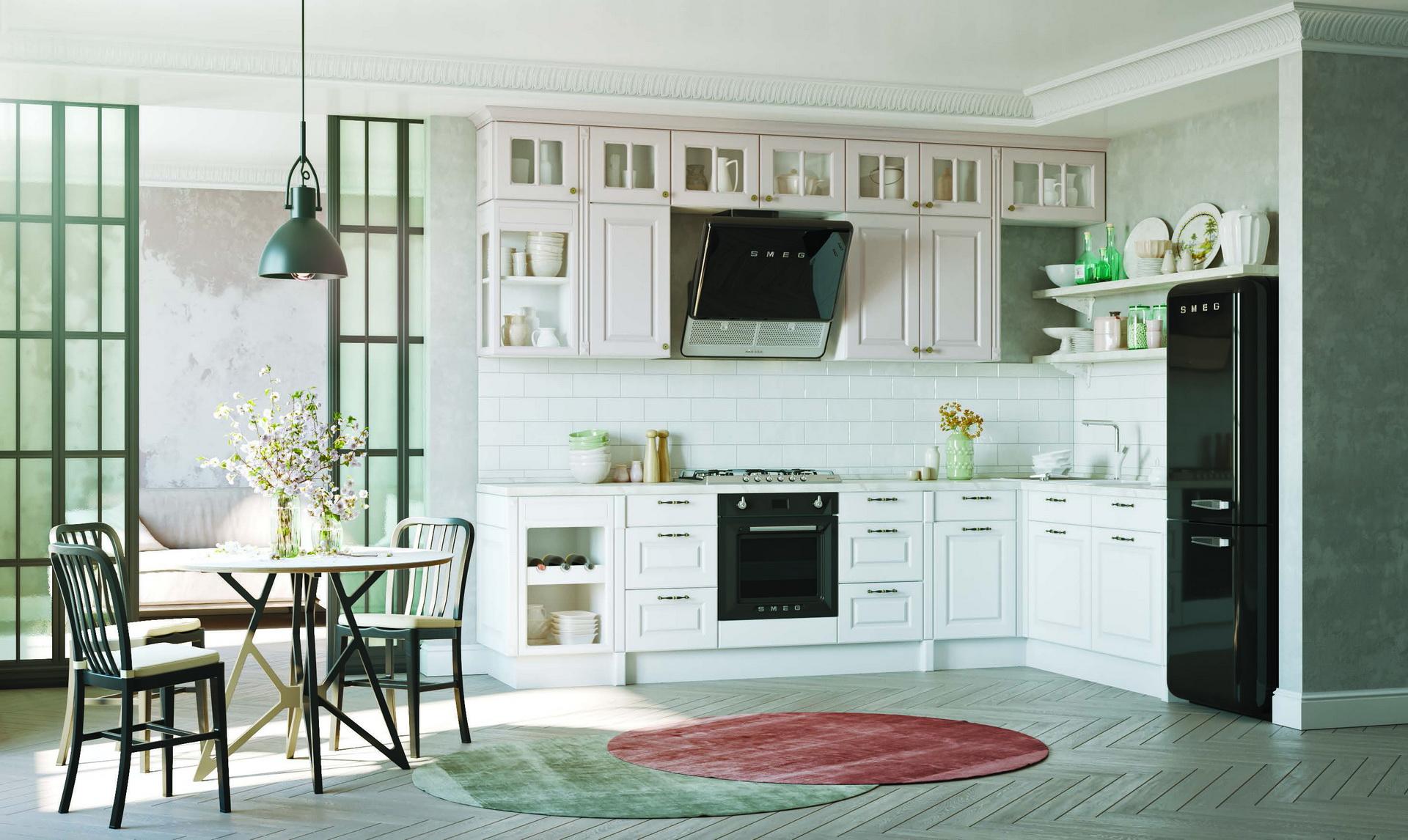 кухни зов фото в интерьере